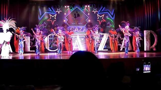 Day Tour Alcazar Show Pattaya Photos