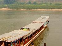Pakbeng In Laos