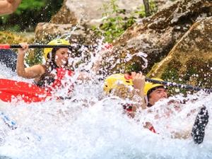 Extreme Rafting in Split