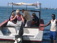 Full Day Game Fishing with Local Fisherman-From Tanga City