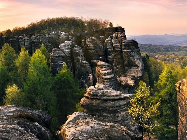 Bohemian & Saxon Switzerland - Fantasy Tour (from Prague) Photos
