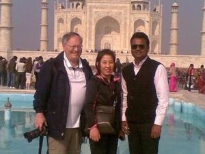 One Day Taj Mahal Tour Photos