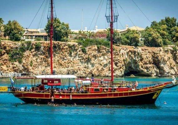 Black Rose Pirate Boat Cruise‼️ Photos