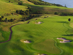 17 Great Days - Self Drive New Zealand 'Golfer's ultimate Dream' Fotos