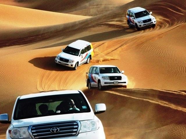 Desert Safari Dubai Photos