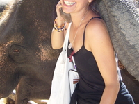 Lenka In Thailand