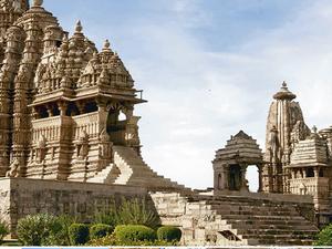 Khajuraho Temple Retreat Photos