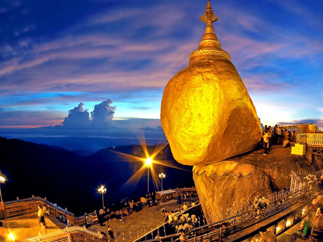 Welcome to Famous Myanmar, Burma Photos