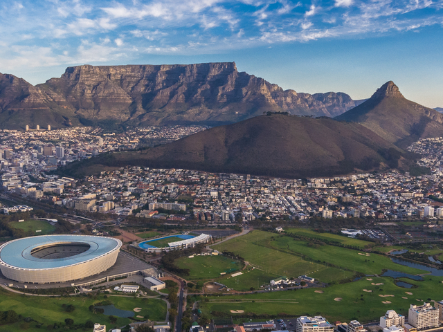 Ultimate Bucket List in Cape Town Photos