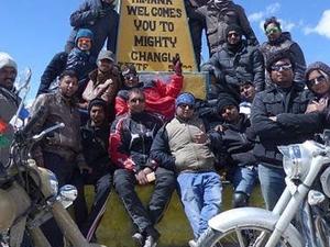 Ladakh Motorcycle & Car Expedition 2020 Photos
