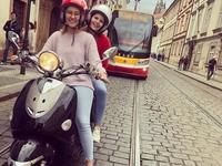 Panoramic Prague's Scooter Tour