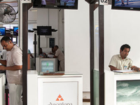 Airport Counter