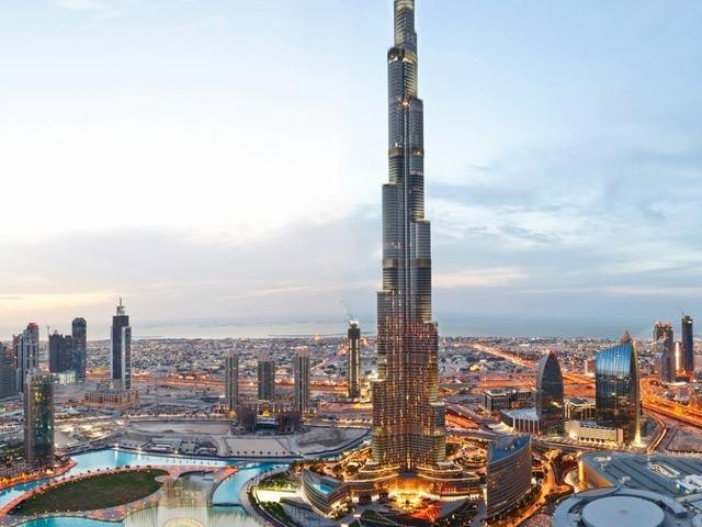 Dubai Stopover Photos