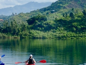Gisenyi Kayaking: Discovering Lake Kivu's Coffee Islands