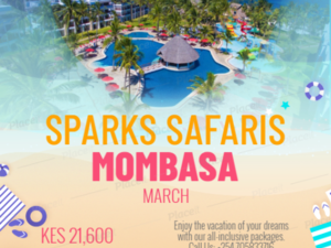 Mombasa March Offer