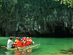 Underground River tour Puerto Princesa Palawan Photos