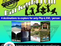 Barkada Tour Package