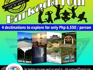Barkada Tour Package Photos