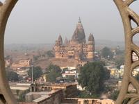 Orchha Ram Raja Temple