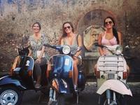 Secret Rome Vespa Tour