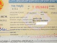 Vietnam Visa on Arrival Application