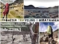 Papandayan Trip Nov\'2014