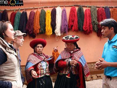 Weaving Seminar Seminario De Tejidos