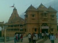 The Somnath Temple, Gujarat
