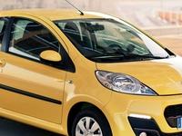 Peugeot 107 3 Door 1100 Cc