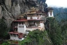 Bhutan: God 's Painting Photos
