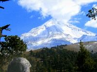 PICO DE ORIZABA, Parque Nacional y Volcan