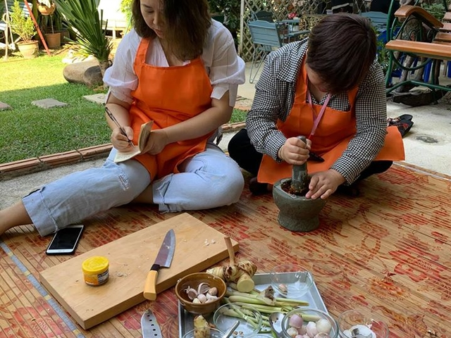 NEW - Thai-Halal Cooking Course in Chiang Mai Photos