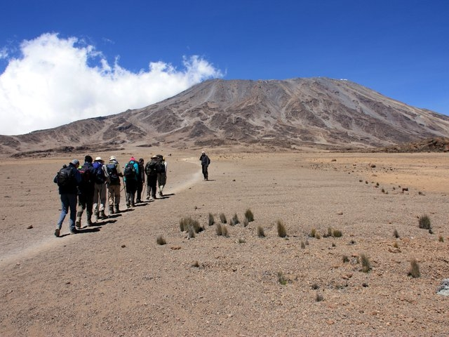 Kilimanjaro - Machame Route Photos