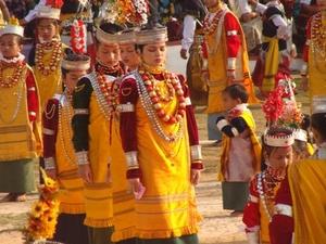 Meghalaya & The Shad Suk Mynsiem Festival Photos