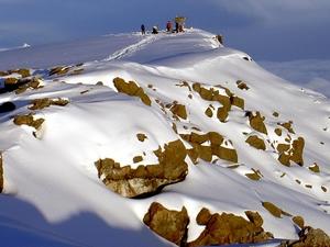 Machame Route - Kilimanjaro Trekking Photos