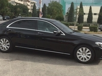 Athens Airport Limo Sedan Arrival Transfer