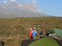Mt-Kilimanjaro :Machame Routes