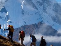 Trekking Por Andes