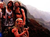 Hiking Kalalau