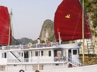 The Mythical Ha Long Bay 2 Days/1 Night on Cruise