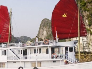 The Mythical Ha Long Bay 2 Days/1 Night on Cruise Photos