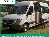 KEA Bouncer Special: Get Upto 25% Off on Renting a Campervan