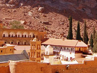 Overnight Trip to Moses Mountain from Sharm
