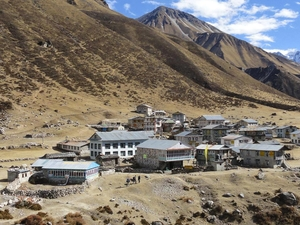 Langtang Valley Trekking in Nepal Photos