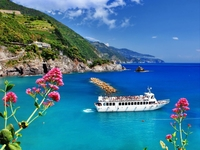 Cinque Terre & Wine Tasting Day Trip from Pisa & Lucca