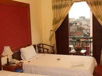 Cheap hotel in Hanoi, Vietnam