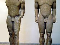 Delphi Greece The Museum Kouri