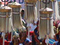 Welcome To Naadam Festival In Mongolia-2014