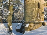 Stainborough Castle By Peter Clegg