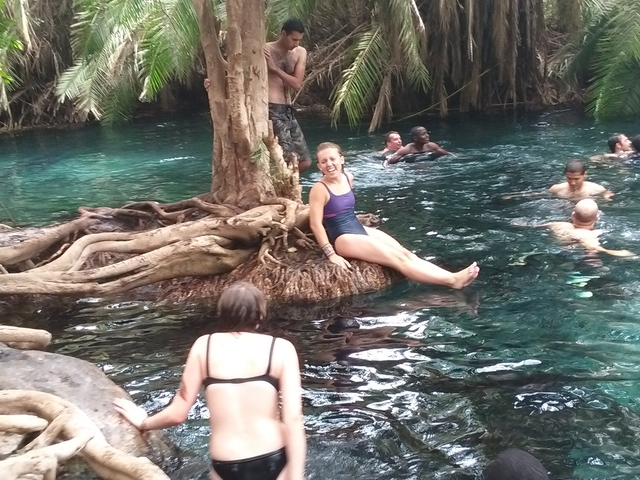 Kikuletwa Hotspring Photos